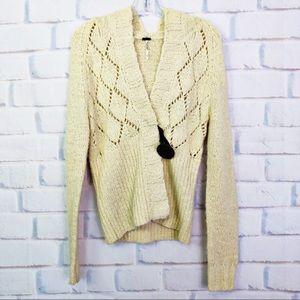 Free People Knit Cardigan Sweater